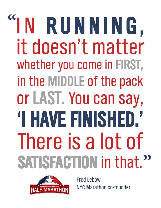 Planning to do a Half-Marathon - The Remarkable Blog